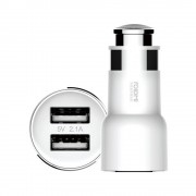 АЗУ -2USB Xiaomi car charger music player (5v 2.1A  Bluetooth V4.0)